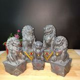 Small version Stone Lions (piar)